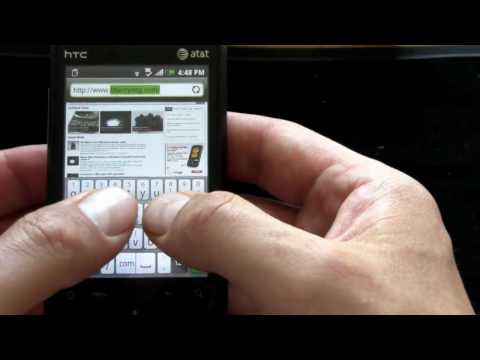 HTC Aria (AT&T) - Full Review