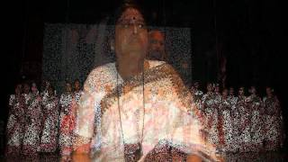 Anandaloke Mongolaloke | Rabindra Sangeet | Calcutta Youth Choir | Ruma Guha Thakurata