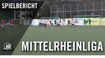 FC BW Friesdorf - VfL Alfter (15. Spieltag, Mittelrheinliga)