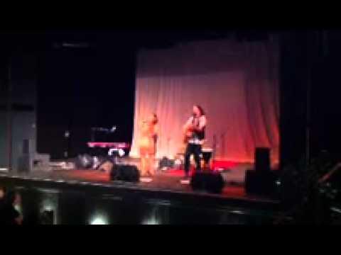 Tania Doko - Permission To Shine LIVE