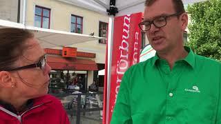 Lärarförbundet Karlskrona val 2018 centern