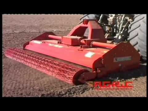 GLF-RF   Rotocultivador   AGRIC