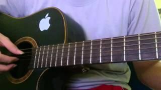 Ngại yêu - Khắc Vịt [ Guitar cover ]