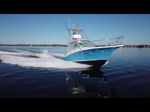 Cabo 32 Express FOR SALE At Oceaneer Marine Brokers