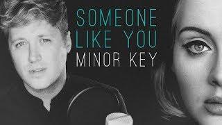 adele: someone like you (minor key version)