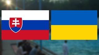 Water polo Moldova.Slovakia-Ukraina.21.06.2014