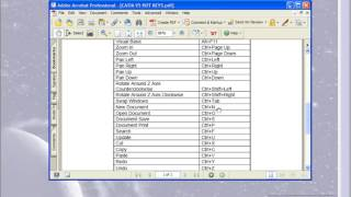 05 CATIA V5 Hot Keys