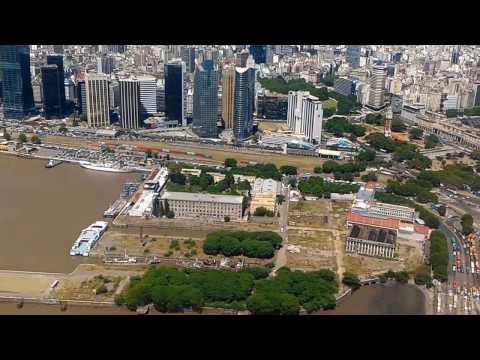 Buenos Aires desde arriba