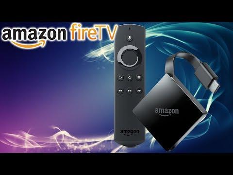 Fire TV 3. Generation mit 4K Ultra HD und HDR | erstes anschließen