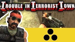 Taddl ist wieder Blind! | Trouble in Terrorist Town - TTT | Zombey