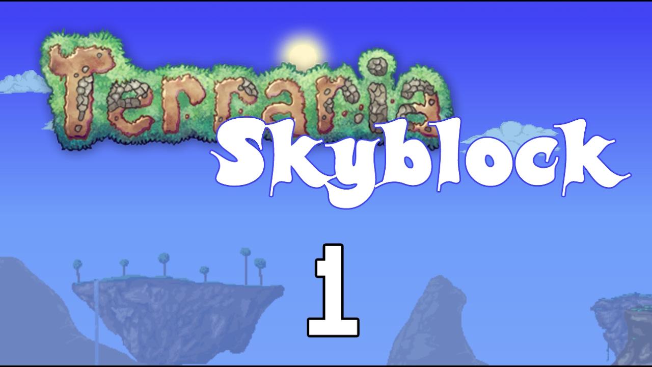 tModLoader - Skyblock Mod | Terraria Community Forums