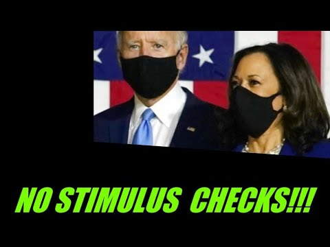 NO STIMULUS CHECK!! THEY LIED!! (Deny the people Help is their agenda)
