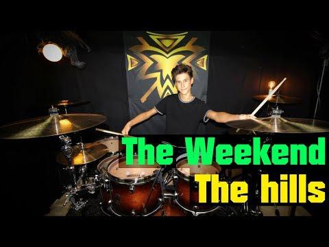 The Weeknd - The Hills (RL Grime Remix) | (Matt McGuire Tribute) Drum Cover | NamedNeo