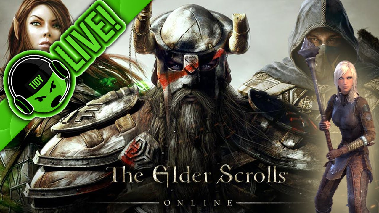 ESO: Is It Worth Playing in 2018? (Elder Scrolls Online ...