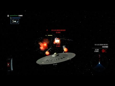 Best Star Trek Game Ever! Star Trek Legacy Ultimate Universe PC Commentary