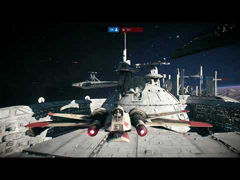Star Wars: Battlefront II -- Starfighter Assault