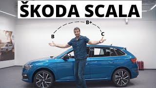 Żonglerka segmentami - czy Skoda Scala zagrozi Octavii?