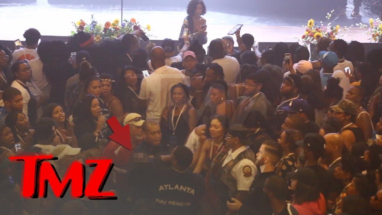 Download Jhene Aiko Halts Concert When Fan Suffers Seizure | TMZ