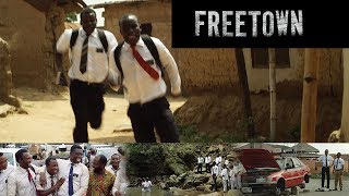 Freetown (2015) | Trailer | Henry Adofo, Michael Attram, Phillip Michael