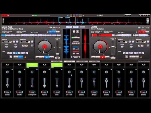 virtual DJ Mix JKT48 Heavy Rotation remix dubstep looping