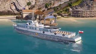 Inwestycja w turystykę - Tropico 6 #6