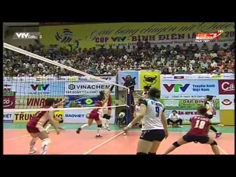 Thông tin LVPost Bank vs Weifang (Bán kết) - VTV Bình Điền Cup 2014