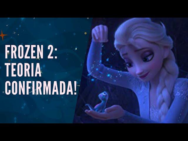FROZEN 2 - SEGREDOS DO TRAILER FINAL! ❄🍁