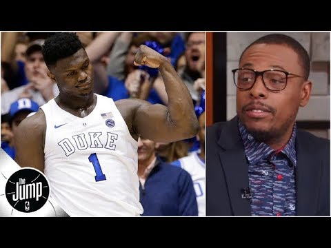 Why Zion and Duke could beat the Cavs, according to Paul Pierce | The Jump