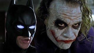 Темный рыцарь. Почему он лучший Бэтмен и лудший Джокер