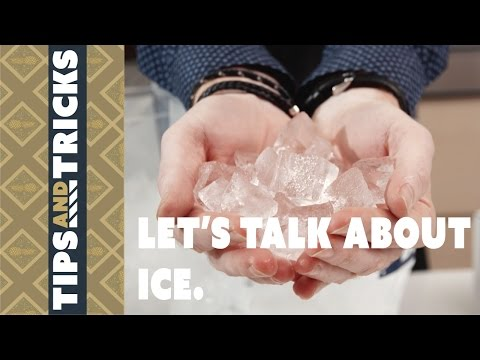 Looking After Ice - Tips and Tricks