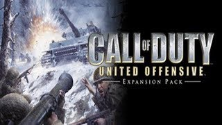 Call of Duty: United Offensive 🔫 001: Intro