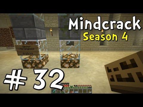 "Mindcrack S4E32 ""Museum Exhibit Sampling"" (Minecraft Survival Multiplayer Server)"