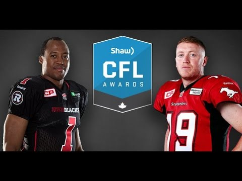 Shaw CFL Awards 2015