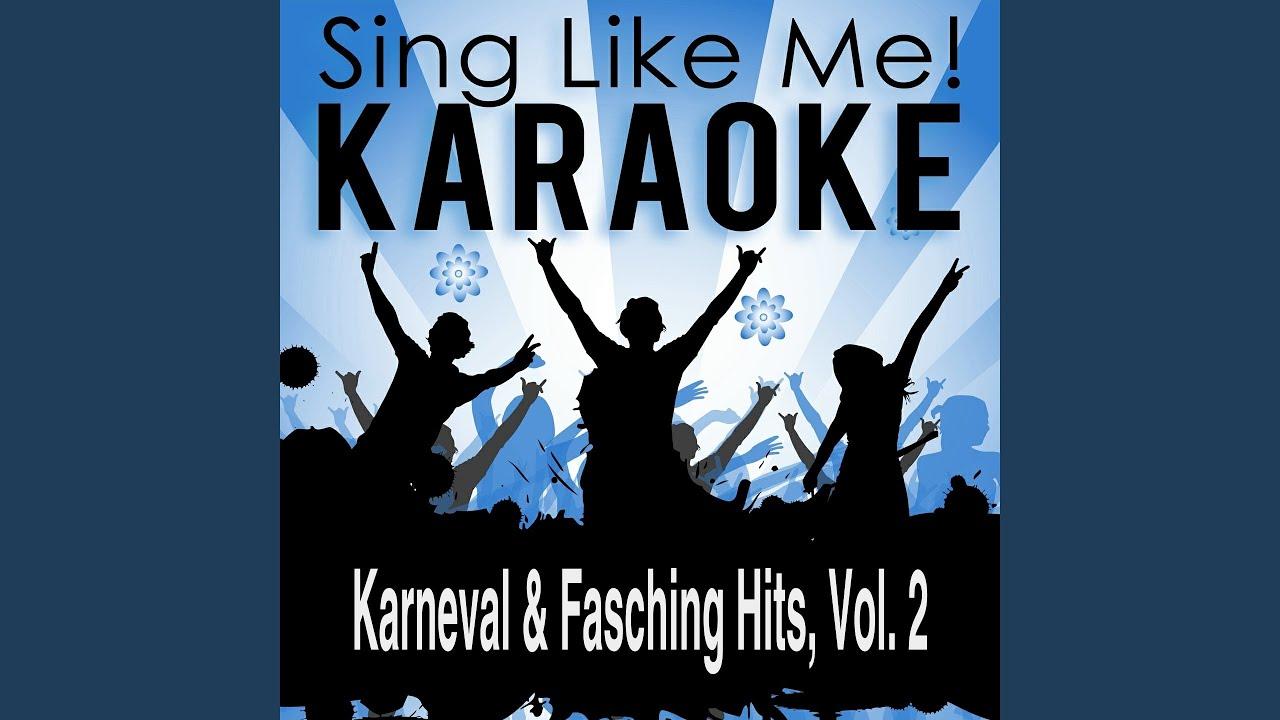 ich bin ne kölsche jung karaoke version originally