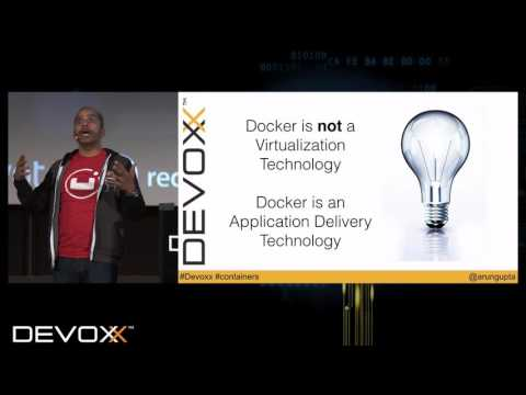 Migrate your traditional VM-based clusters to Containers by Arun Gupta