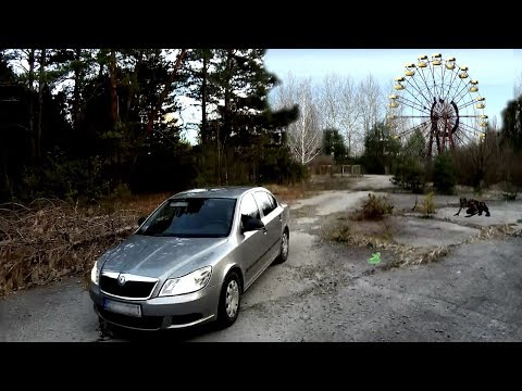 Prywatny wyjazd do Czarnobyla - relacja 2017
