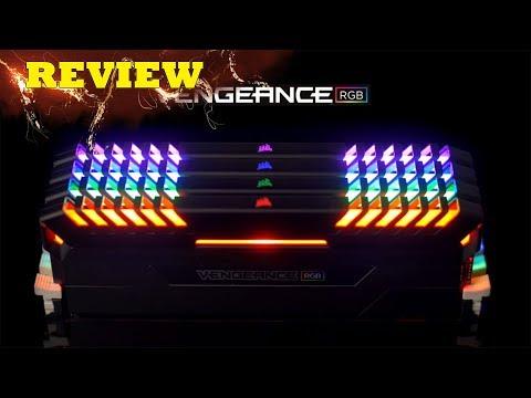 Corsair Vengeance RGB - Test & Présentation
