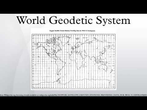 World Geodetic System