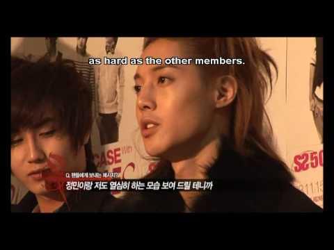 SS501 U R Man Showcase Making Film 02 (eng Subbed)