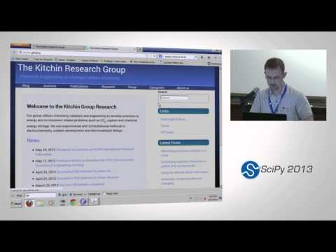 Emacs + org-mode + python in reproducible research; SciPy 2013 Presentation