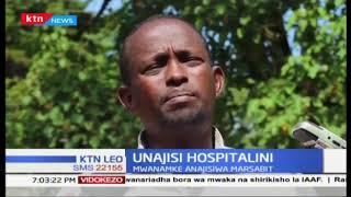 Unajisi Hospitalini: Mwanamke anajisiwa na mlinzi hospitalini baada ya kujifungua