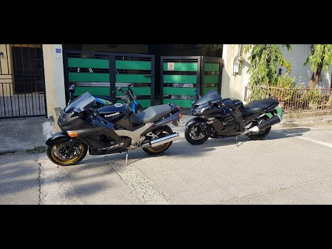 Another quick trip on the ZX14R