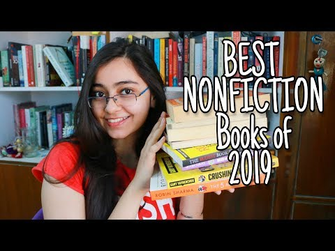 Top 10 Non-Fiction Books of 2019 || Book Recommendations