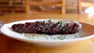 NY CHOW Report - $15 Hanger Steak at St. Anselm