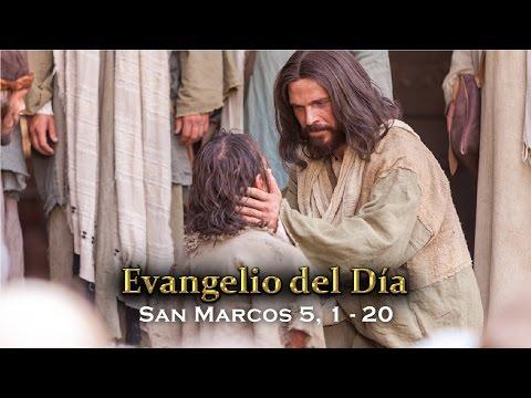 EVANGELIO DEL DÍA – 1 / Febrero / 2016 - (San Marcos 5, 1 - 20)