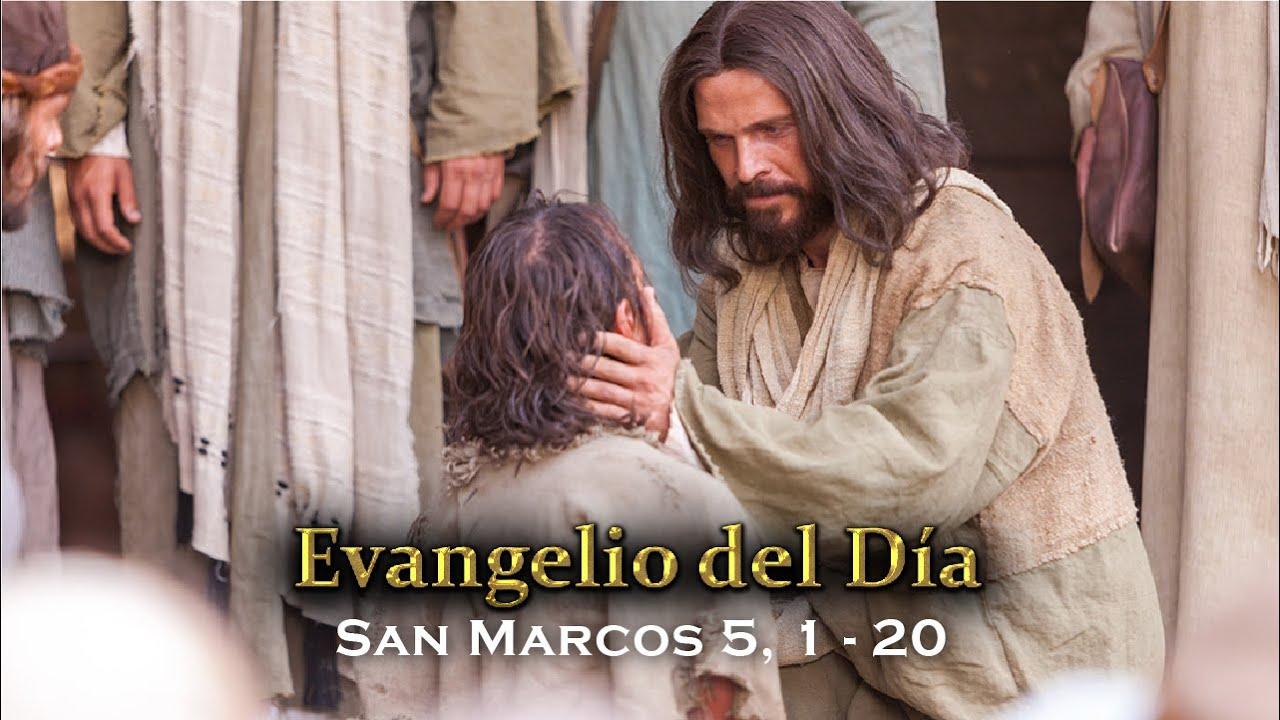 Resultado de imagen para Marcos 5,1-20