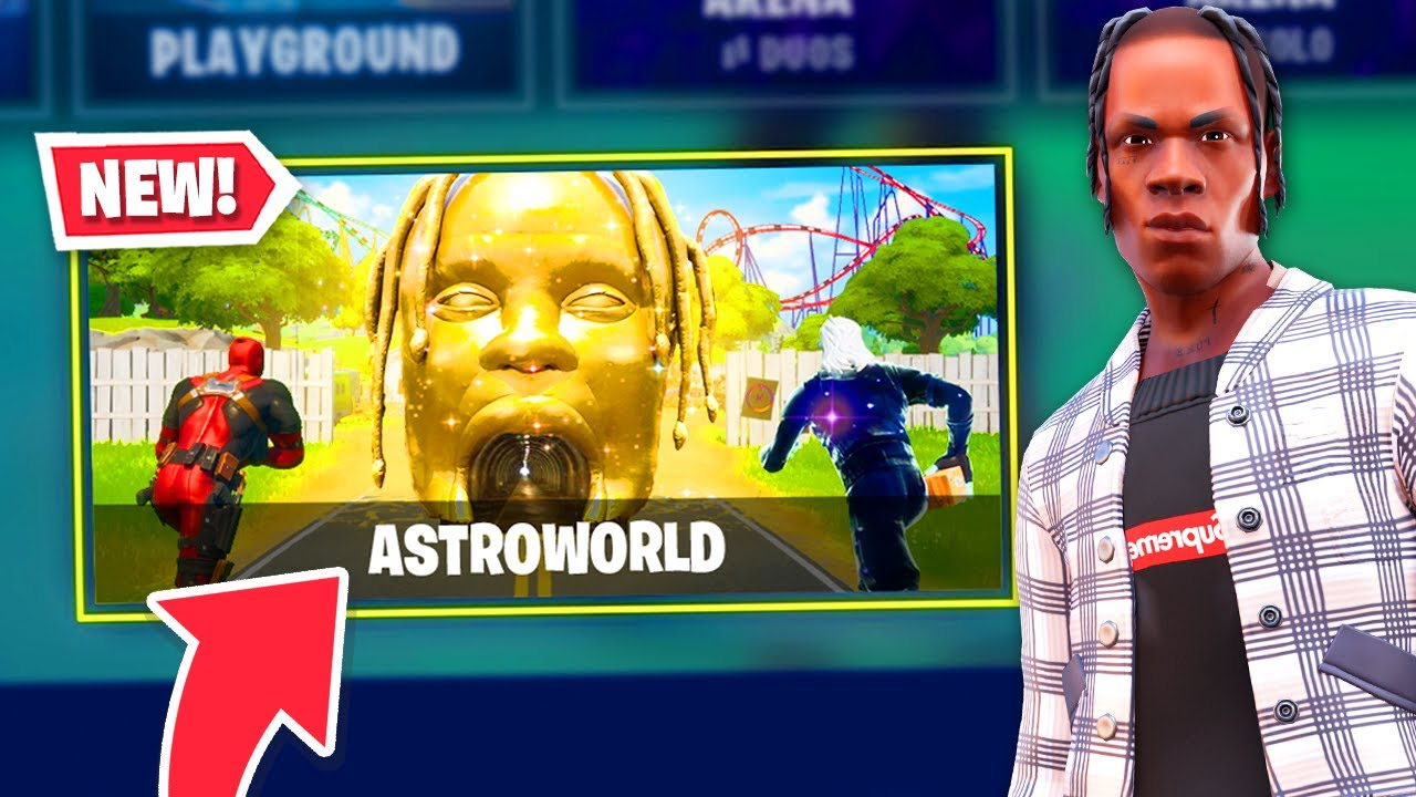 Fortnite Travis Scott concert: Start time, skins, and how to watch right ...