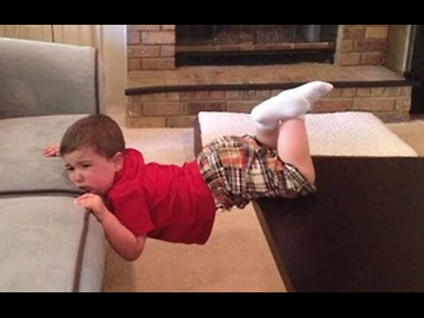 Funny children are just the best at entertaining us – Funny  toddler & kids compilation
