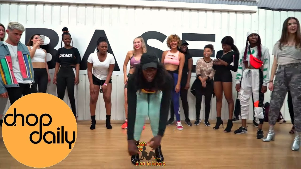 WSTRN ft Unknown T - Medusa (Afro In Heels Dance Video)   Patience J Choreography   Chop Daily