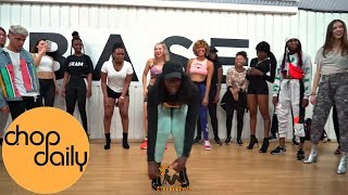 WSTRN ft Unknown T - Medusa (Afro In Heels Dance Video) | Patience J Choreography | Chop Daily Video